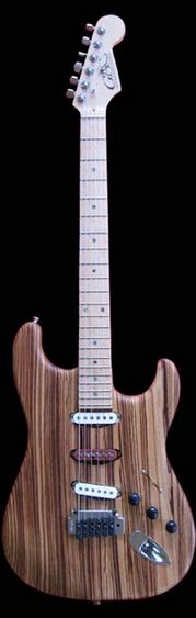 stratocaster style