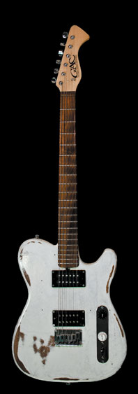 telecaster style relic